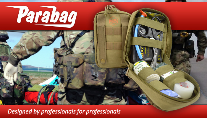 IFAK Medical Trauma Pack for Turkey