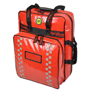 Red Parabag Backpack from SP Services