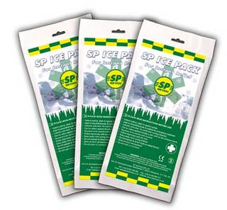 SP ICE PACK - DISPOSABLE COLD COMPRESS - CASE OF 100 (5 X 20)