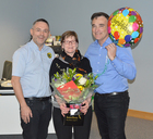 Congratulations to Jane Wilson on 16 Years