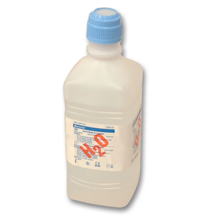 STERILE WATER FOR IRRIGATION - 1000ML