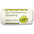 SP No 3 Ambulance Dressing - 28 x 20cm