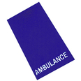Epaulettes - AMBULANCE - Pair (Royal Blue)