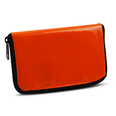 Parabag BM Pouch in Orange and Grey - Empty Pouch