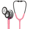 3M Littmann Classic III Stethoscope - Mirror Chest - Pearl Pink