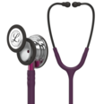 3M Littmann Classic III Stethoscope - Mirror Chest - Plum