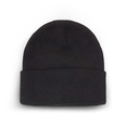 Bastion Tactical Black Knitted Beanie Hat